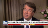 Brett Kavanaugh claims he was a virgin into his college years as he denies sex assault claims