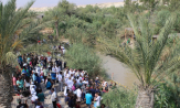 Site near Jordan River could hold evidence for biblical account of Exodus