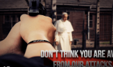 ISIS threatens Pope ahead of Christmas
